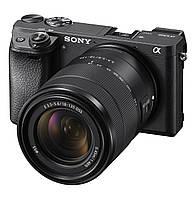 Sony Alfa 6300 Black + E 18-135mm 3.5-5.6 OSS