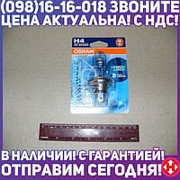 ⭐⭐⭐⭐⭐ Лампа фарная H4 12V 60/55W P43t Cool Blue  Intense (1 шт) blister (пр-во OSRAM)