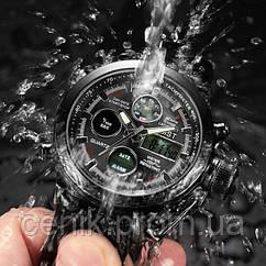 Водонепроницаемые часы AMST Japan, Черный
