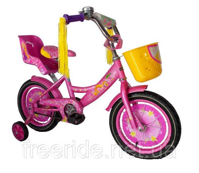 Детский Велосипед Azimut Girls 18