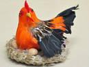 Петушки, курочки, цыплята