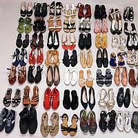 Літнє взуття секонд хенд оптом