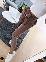 """Женские брюки с высокой талией """"Леди"""", фото 1"""