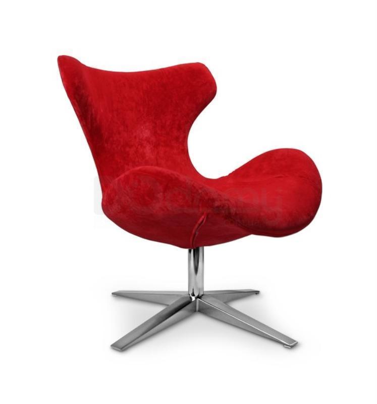Кресло BLAZER halmar красное