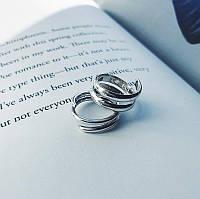 Серебряное кольцо 925 пробы. Колечко из серебра. Ручная работа