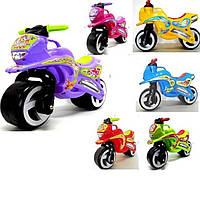 Беговел каталка мотоцикл KW-11-006, расцветки в ассортименте