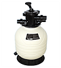 Фильтр из высокопрочного полиэтилена с верхним подключением, серии MFV27(д.675 мм)