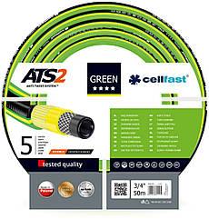 Садовый шланг Cellfast Green 50 м 3/4 (15-121)