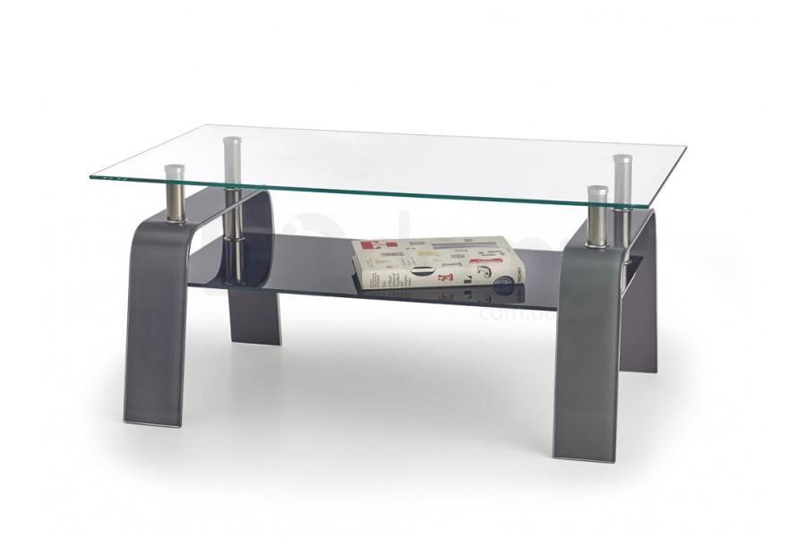 Журнальный столик NAOMI halmar серый