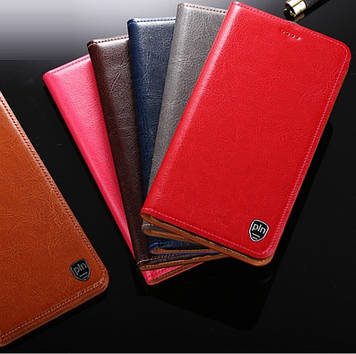 """Xiaomi Mi MIX 2 оригинальный кожаный чехол книжка из натуральной кожи магнитный противоударный """"MARBLE"""""""