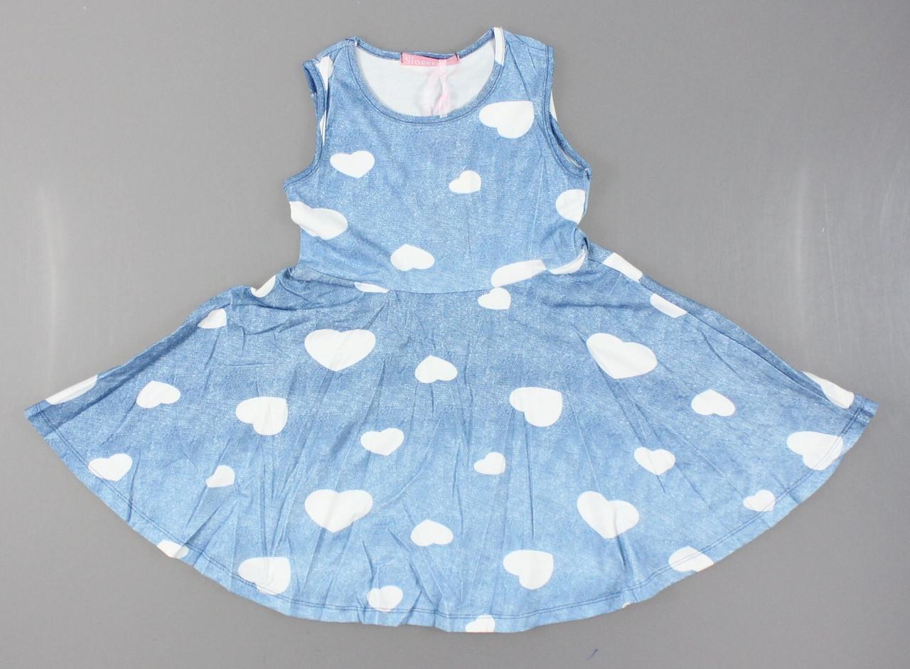 {есть:98} Платье для девочек Sincere,