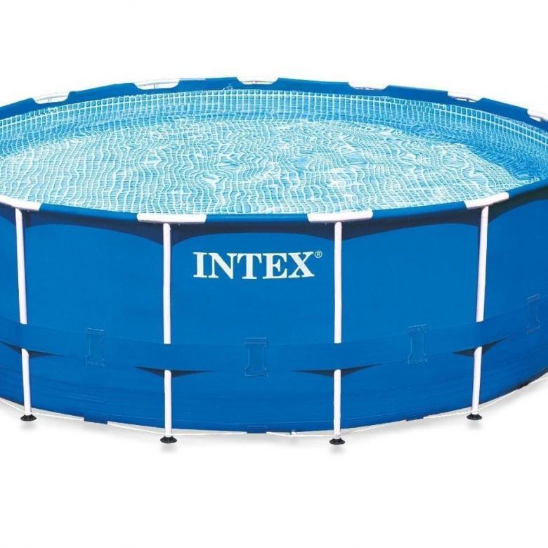 Семейный надувной бассейн  (457х122 см)