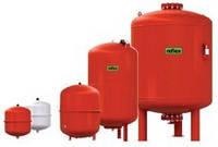 Расширительные баки для систем отопления и холодоснабжения Reflex G