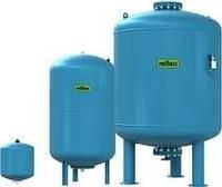 Мембранные баки для систем отопления и водоснабжения