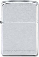 TV Shop  Зажигалка Zippo 162 Brushed Chrome, производцтво США
