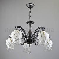Люстра подвесная на пять ламп QH-A1991/5