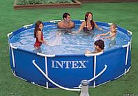 Надувной бассейн + фильтрующий насос (305х76см )