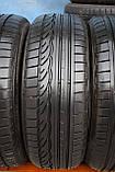 Шины б/у 185/60 R15 Dunlop SP Sport 01, ЛЕТО, 6-7 мм, комплект, фото 2