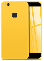Чехол для Huawei P9 Plus Yellow+подарок стильный ремешок