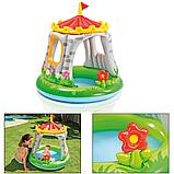 Детский надувной бассейн интекс (122x122 см), фото 2