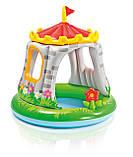 Детский надувной бассейн интекс (122x122 см), фото 3