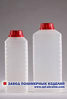Пластиковая бутылка  K-02 , емкостью 2 литра для удобрений
