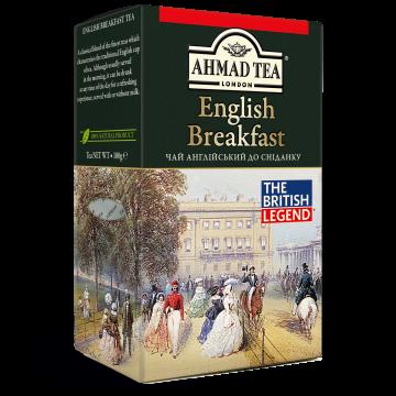 Чай чорний Ahmad Breakfast 200 g x 24 шт