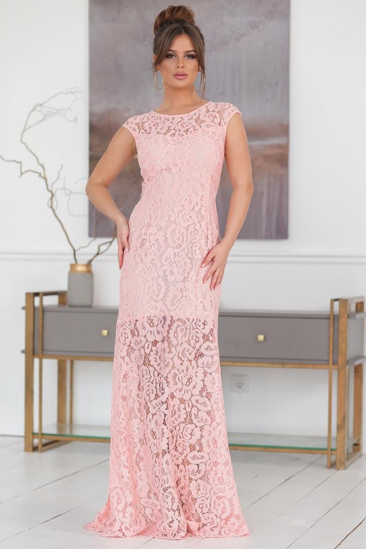a8798227c37cbde Женское модельное платье на выпускной вечер - Beatrissa-shop - оптовый  интернет-магазин в