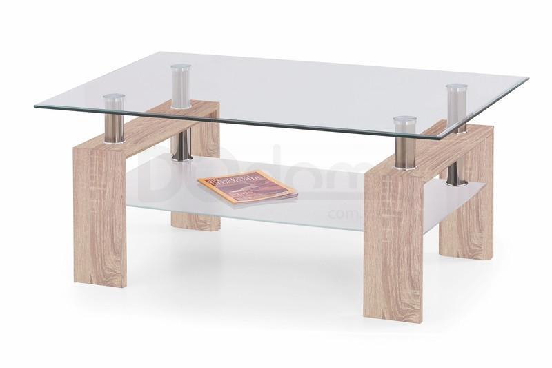 Журнальный столик DIANA MAX halmar дуб сонома