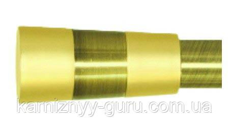 Декоративный наконечник Валео ø16 мм