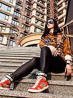 Пиджак женский джинсовый с декоративной отделкой 00 Cipo&Baxx