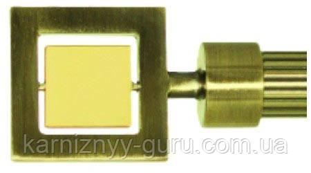Декоративный наконечник Венето ø16 мм