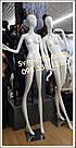 Манекен женский высокий белый Эксклюзив, фото 3