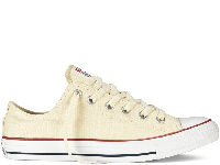 Мужские кеды Converse All Star Natural White Low оригинал