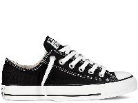 Кеди Converse All Star Black Low чорні текстиль низькі оригінал