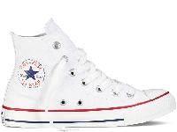 Кеди Converse All Star Optical White High білі текстиль високі оригінал
