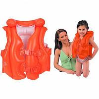 Детский надувной жилет для плавания 50-47см, фото 1