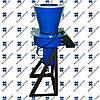 Подрібнювач соломи (сенорезка) СНР-30 (1,1 кВт, до 50 кг/год, 220V)