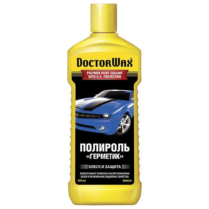 Полироль Герметик Doctor Wax DW8239 300 мл