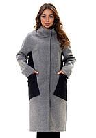 10c78903bc0 Демисезонное женское пальто VOL ange Хилтон