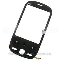 Тачскрин (сенсор) Alcatel OT-890, One Touch 890D, black (чёрный), фото 3