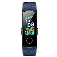 Huawei Honor Band 4 New фитнесс браслет трекер AMOLED Midnight Blue - Синий. Оригинал. Умный будильник.