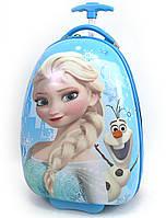 """Детский чемодан дорожный на колесах """"Josef Otten"""" Холодное Сердце-17, Frozen, 520318"""