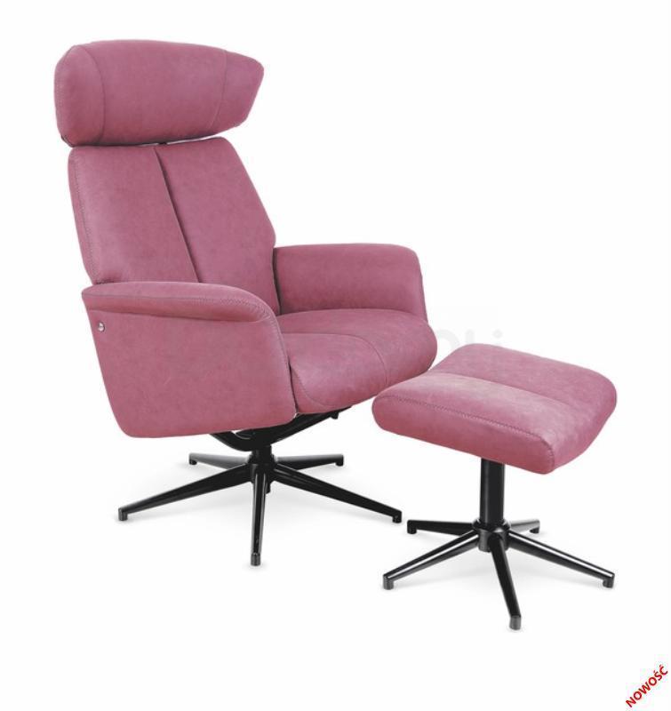 Кресло VIVALDI halmar розовое