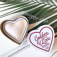 Хайлайтер иллюминатор сердце Goddes Of Love (Goddess Of Love) Revolution