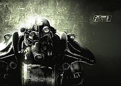 Картина GeekLand Fallout Фаллаут постер 60х40 FL 09.001
