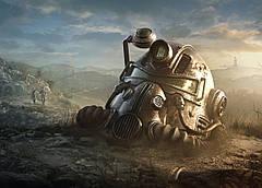 Картина GeekLand Fallout Фаллаут постер 60х40 FL 09.002