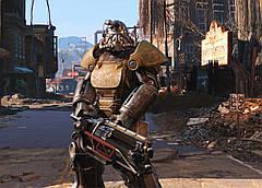 Картина GeekLand Fallout Фаллаут постер 60х40 FL 09.003