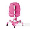 Комплект подростковая парта для школы Ballare Pink + ортопедическое кресло Buono Pink FunDesk , фото 4
