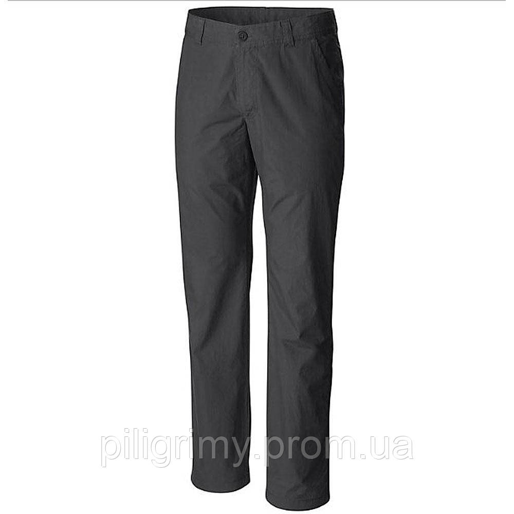 9dbc1874 Мужские брюки Columbia WASHED OUT™ PANT черные 1657741-011 -  интернет-магазин